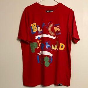BLACK PYRAMID Men's Short Sleeve Shirt